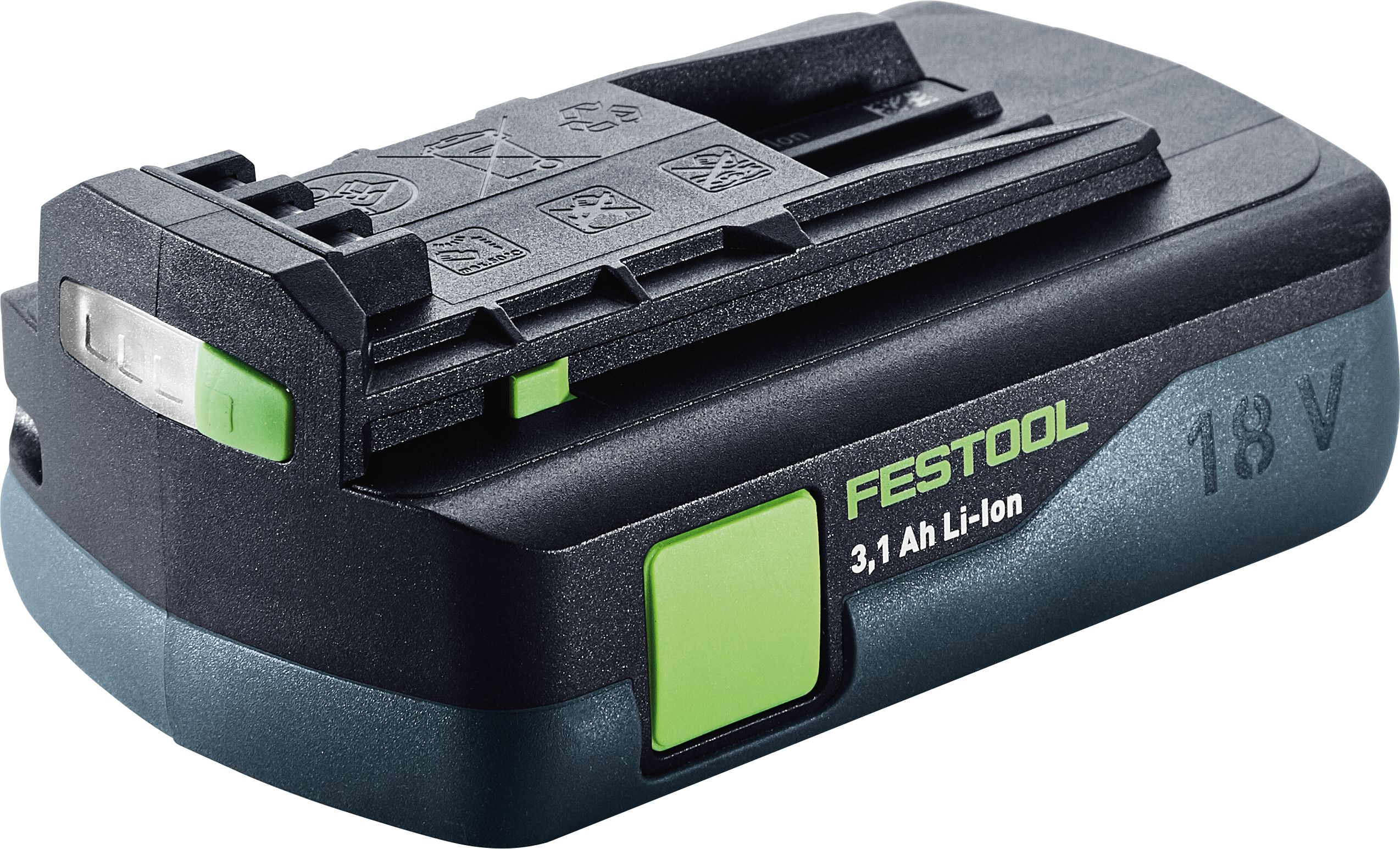Festool BP 18 Li 3.1Ah Batterí 201789