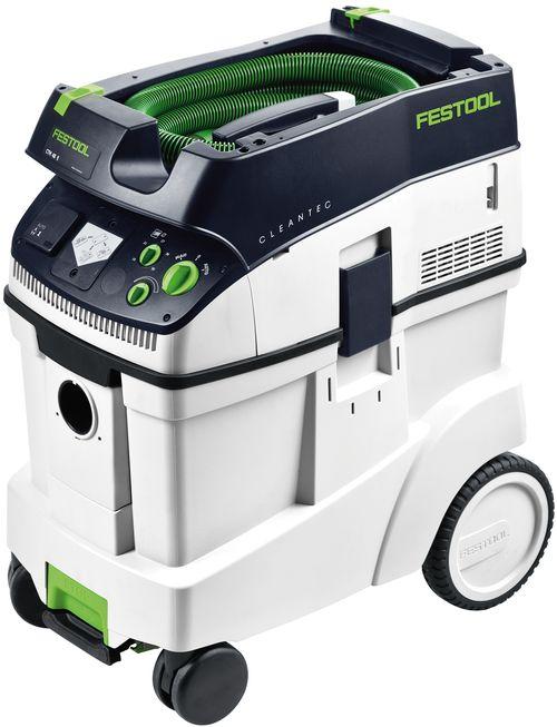Festool CTL 48 E AC Ryksuga m/Bankara 574974
