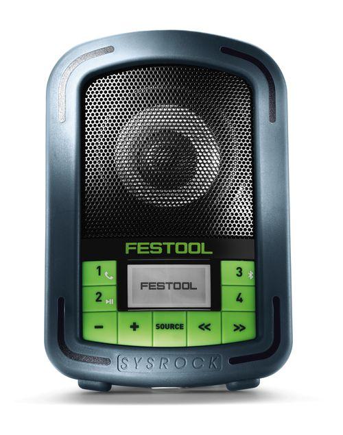 Festool BR10 Útvarp með Bluetooth