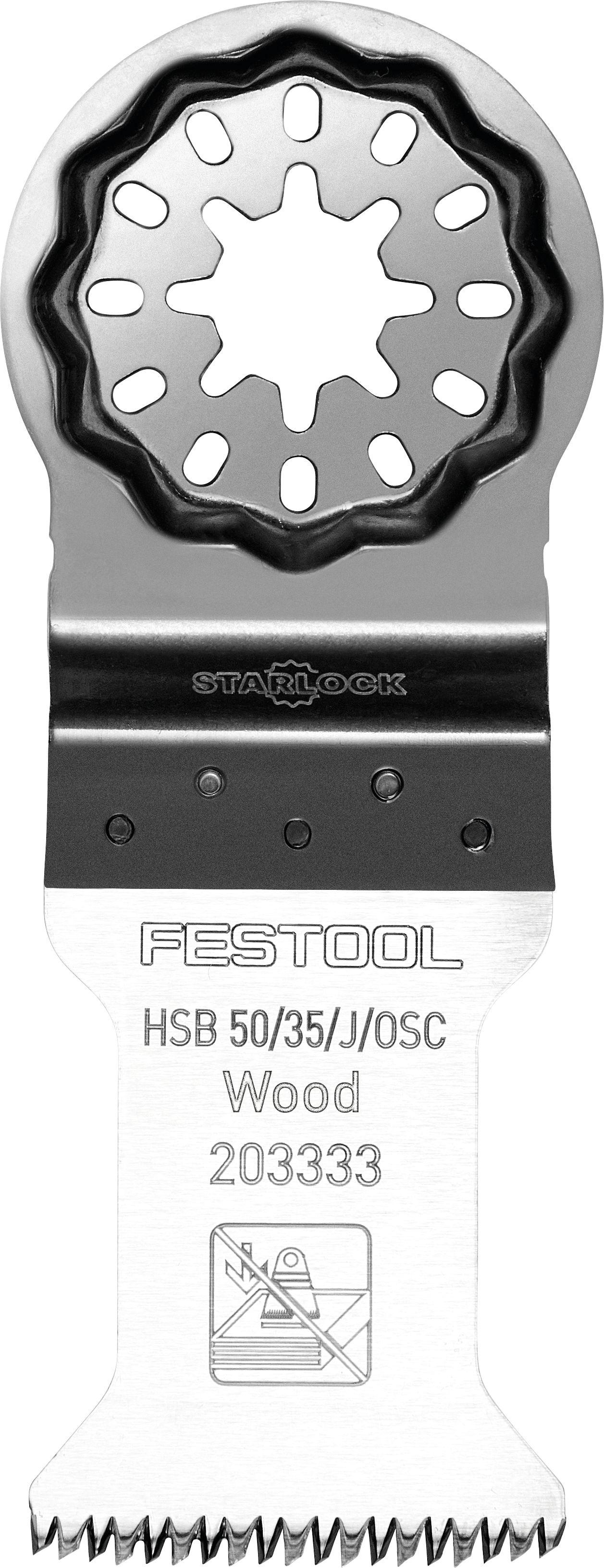 Festool Fjölsagarblað fyrir við HSB 50/35/J/OSC/5 203333