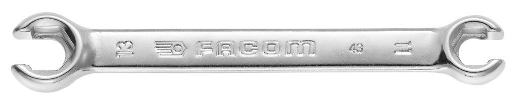 Facom 43 Bremsuröra lykill