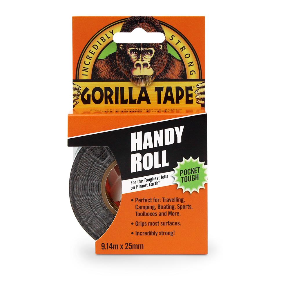 Gorilla Tape 1'x9m límband