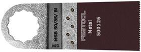 Festool MSB 50/35/Bi 5x Fjölsagarblað Bimetal 500140