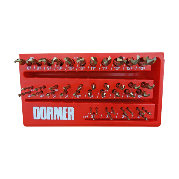 Dormer A099 DrillBoy  3,3 - 13 mm 43stk