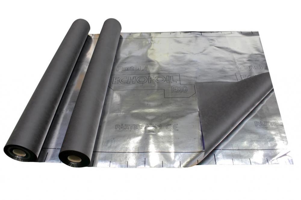 ECHOFOIL EXO - Reflective Breathable Membrane