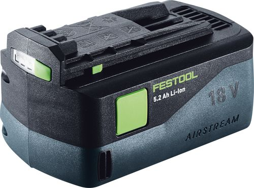 Festool BP 18 Li 5.2Ah AS Batterí 200181