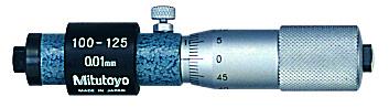 Mitutoyo 133-145 Míkróm. I.100-125 mm