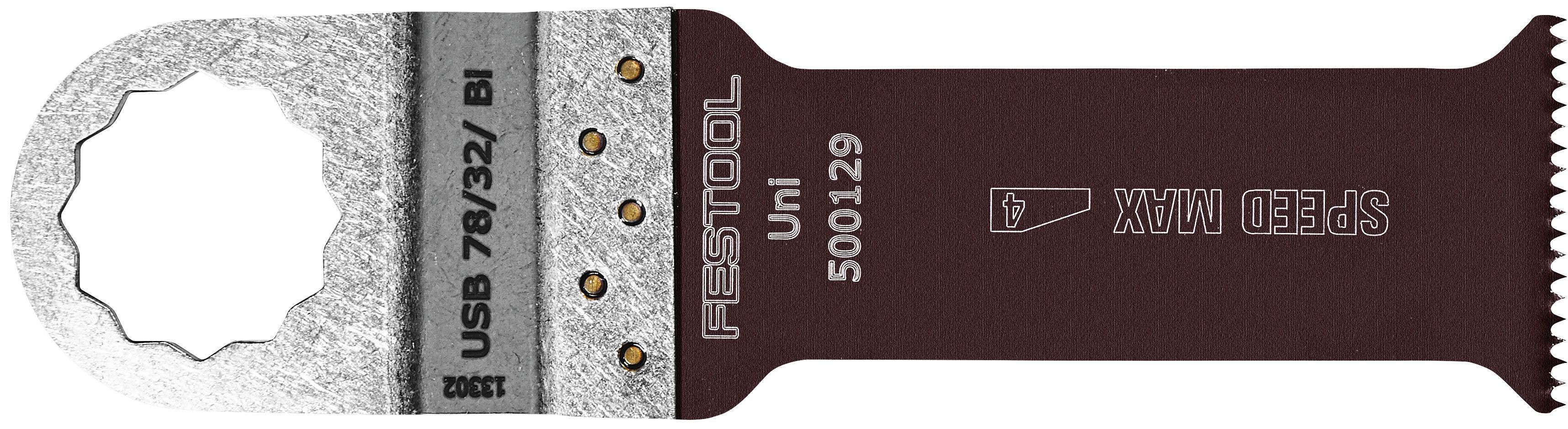 Festool Universal fjölsagarblað USB 78/32/Bi 5x 500143
