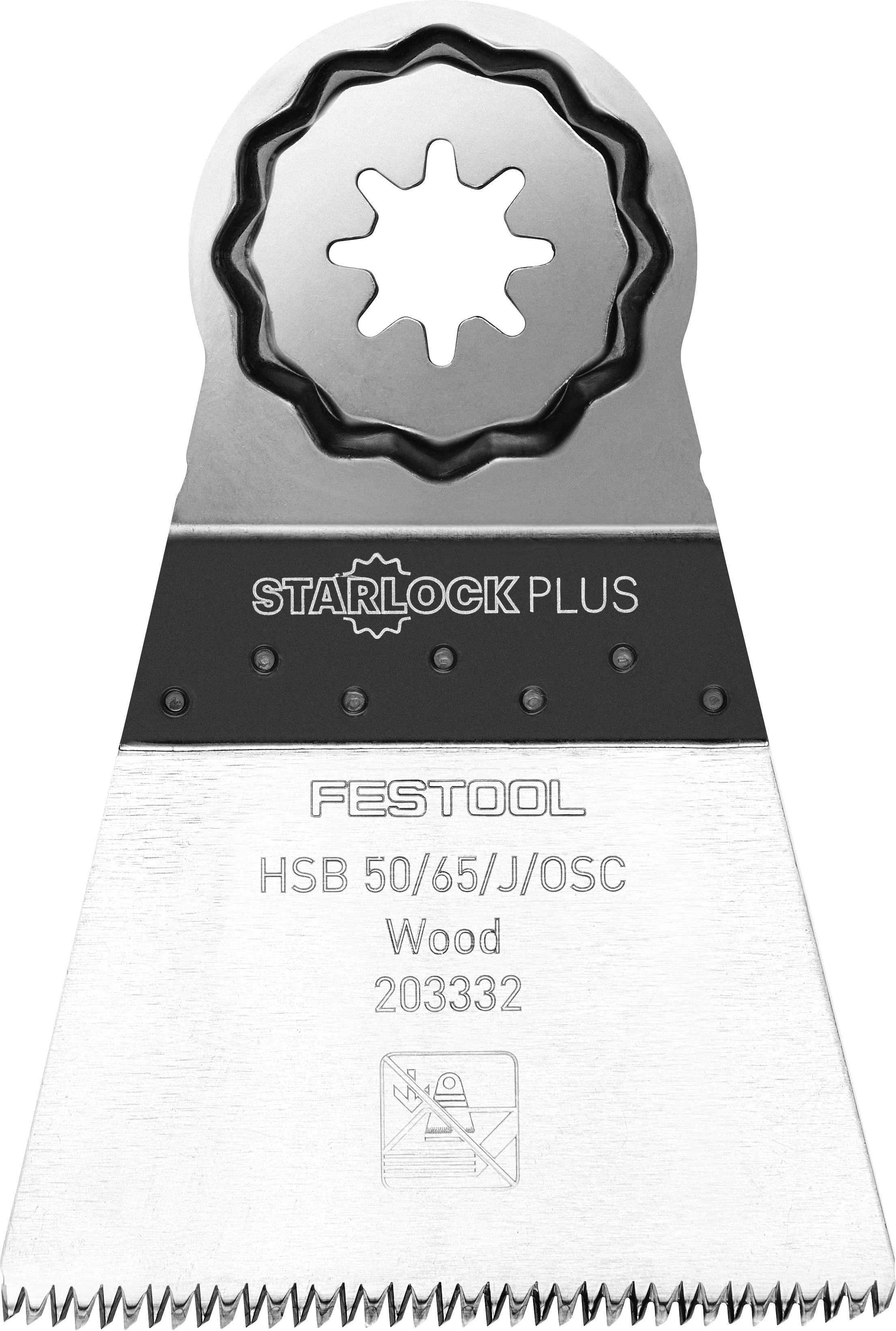 Festool Fjölsagarblað fyrir við HSB 50/65/J/OSC/5 203332