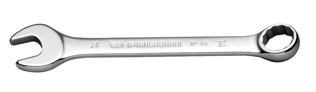 Facom 39 Stuttur fastur lykill