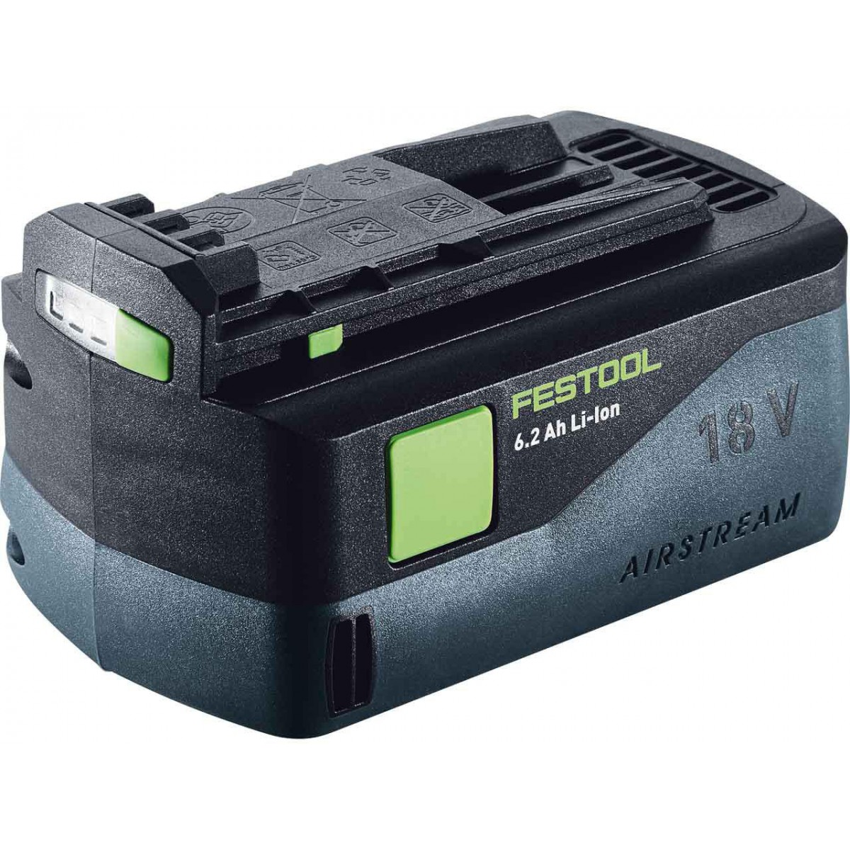 Festool BP 18 Li 6.2Ah AS Batterí 201774