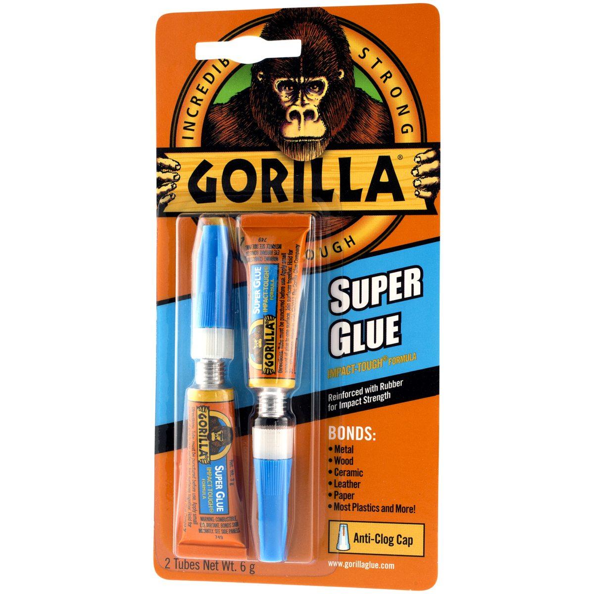 Super Glue 2x3 g.