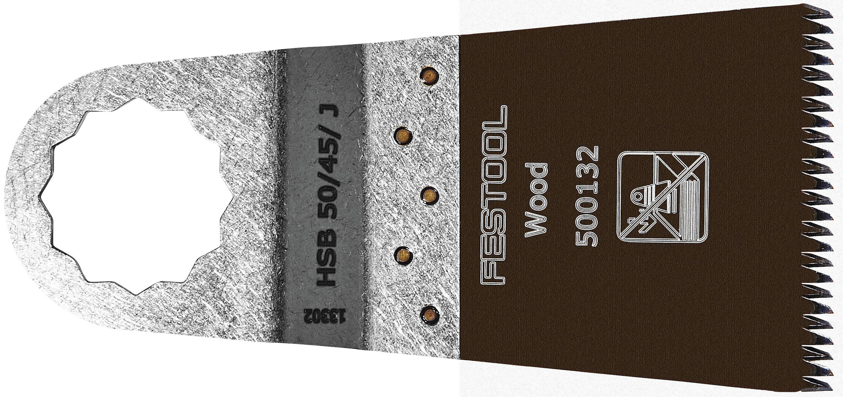 Festool HSB 50/45/J 5x Fjölsagarblað fyrir við 500146