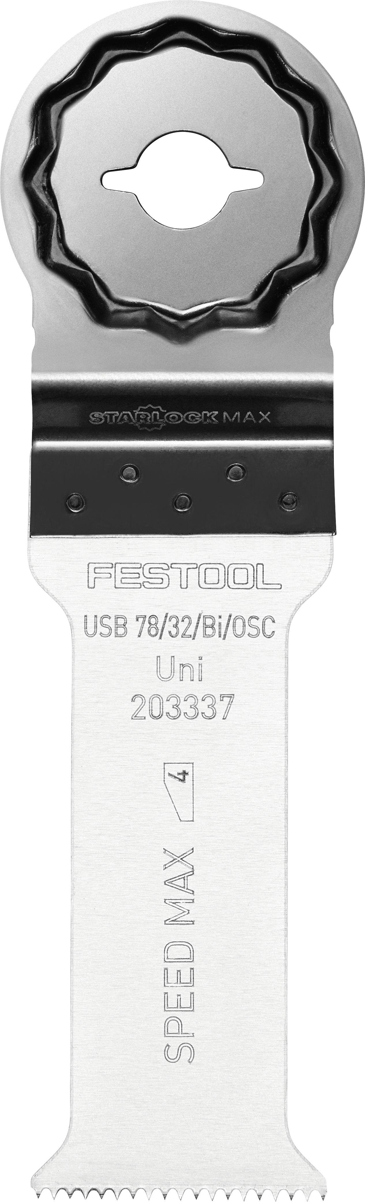 Festool Fjölsagarblað alhliða USB 78/32/Bi/OSC/5 203337