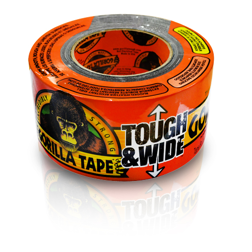 Gorilla Tape 73 mm x 27 m límband
