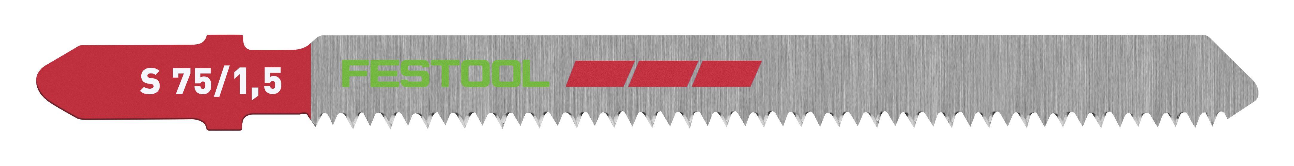 Festool Stingsagarblað fyrir plast, plexi gler og mjúkt plast 204268