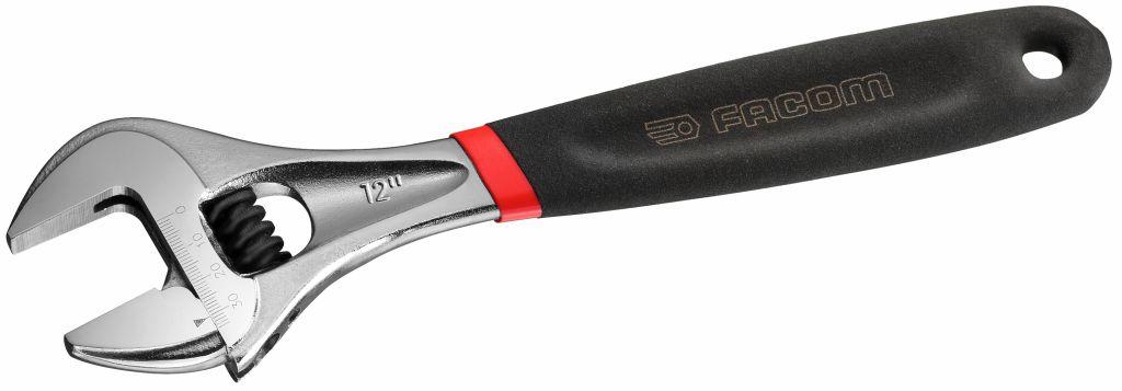 Facom 113A.CG Skiptilykill mjúkt handfang