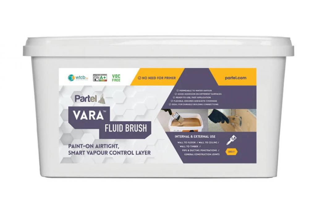 VARA FLUID Brush - Fluid applied membrane